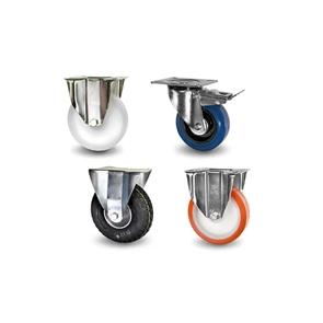 Bild för kategori Industrihjul & Rullbanor