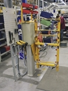 Lyftpelare STIL, kapacitet 2x200 kg, två pelare, höjd 672-1172 mm