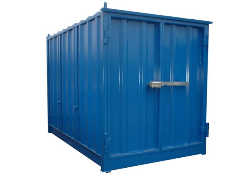 Miljöcontainer 13 m³, 2335x1950x3420 mm