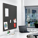 Anslagstavla Bulletinboard AIR , 1500x1200 mm, Gråbeige
