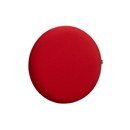 Ljudabsorbent cirkel, Ø 705x60  mm, Röd