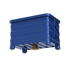 Extra mittfot till container Storbox, tillval vid ny container
